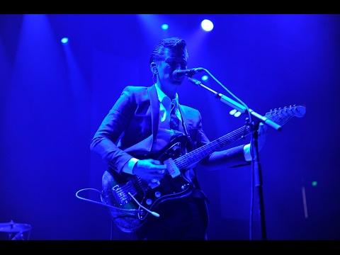 Arctic Monkeys - Arabella @ Not So Silent Night 2013 - HD 1080p