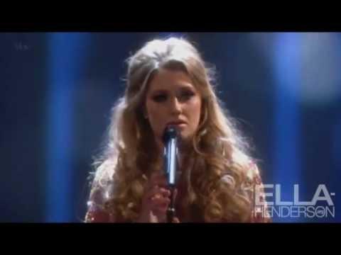Ella Henderson performs