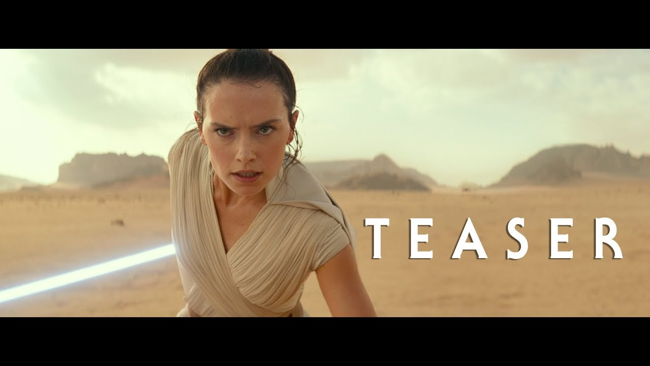 Trailer de Star Wars: Episode IX - The Rise of Skywalker
