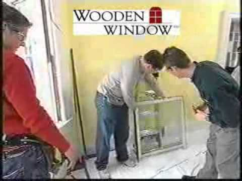 Wooden Window on HGTV House Detectives