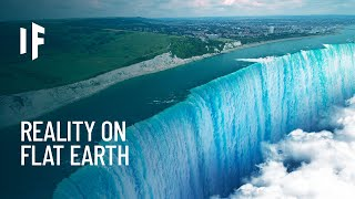 What If the Earth Was Actually Flat? (Extended)