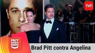 Brad Pitt asegura que Angelina Jolie es mentirosa y manipuladora    Muy buenos días