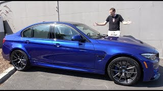The BMW M3 CS Is the $100,000 M3 For Purists