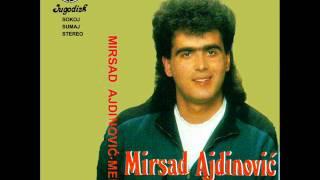 Mirsad Ajdinovic Meki - Kako da se s rastankom pomirim - (Audio 1990)
