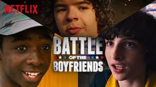 Battle of the Boyfriends: Stranger Things   Netflix