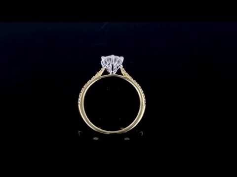 Browns Family Jewellers 1.01 Carat Diamond Ring
