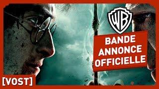 Harry potter et les reliques de la mort saison 2 :  bande-annonce VOST