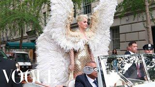 Inside Katy Perry's Over the Top Met Gala | Vogue