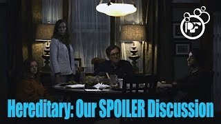 Hereditary: Spoiler Discussion