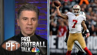 More details emerge about Colin Kaepernick's workout | Pro Football Talk | NBC Sports
