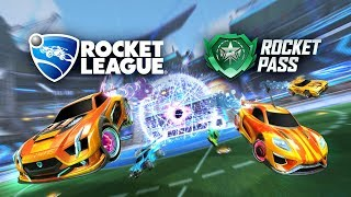 Rocket League - Rocket Pass 1 Trailer