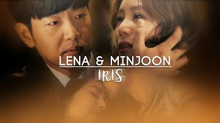 Lena & Minjoon   Iris
