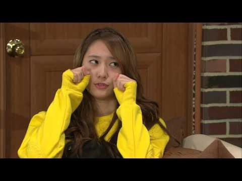 【TVPP】Krystal(f(x)) - Aegyo, 크리스탈(에프엑스) - 뿌잉뿌잉 애교 @ High Kick!