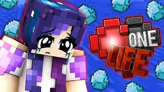 I LOST IT ALL!! 😭 | Ep. 10 | One Life Minecraft SMP