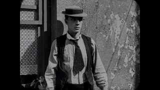 "Buster Keaton's ""Neighbors"" with original film score by Redhooker"