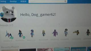 Free Robux!!!!!(Account and roblox)2!!! - Robert Manso