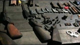 Đột kích xưởng chế tạo súng giữa thành phố Hạ Long