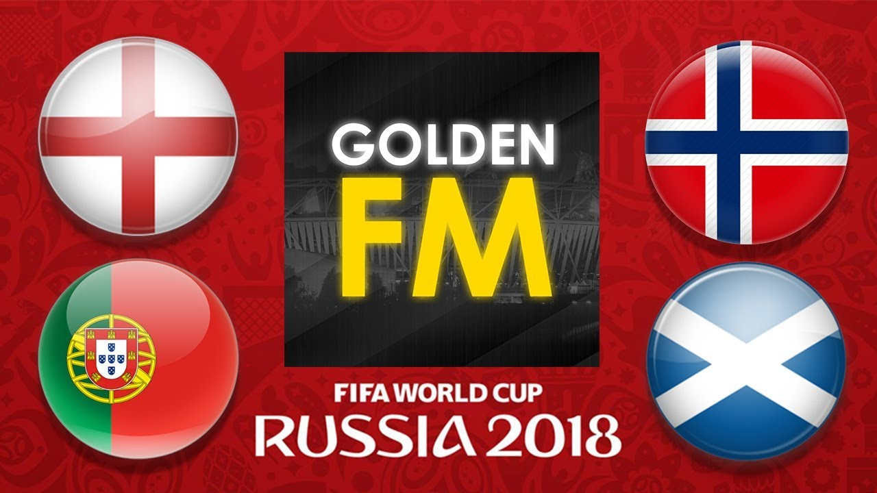 The Golden FM World Cup! | Football Manager 2018 Experiment