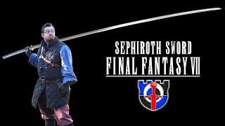 FINAL FANTASY VII - Sephiroth SWORD (Masamune, giant katana) - Pop-culture weapons analysed