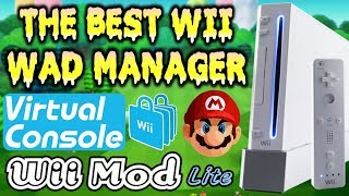 WAD Manager For Wii 4 3 (Multi Mod Manager) 2018 Tutorial!