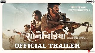 Sonchiriya | Official Trailer | Sushant, Bhumi P,  Manoj B, Ranvir S | Abhishek C | 1st March 2019
