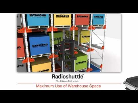 Radioshuttle System