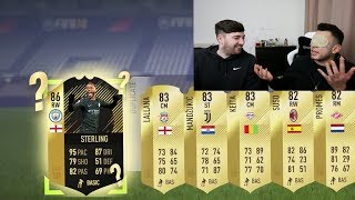 SO MUCH ON THE LINE 😱 86 RATED SIF STERLING GUESS WHO 🔥