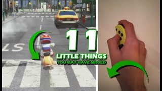 11 Little Things You May Have Missed - Super Mario Odyssey