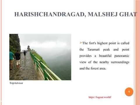 Harishchandragad, Malshej Ghat   Tourist places in India    Logout World