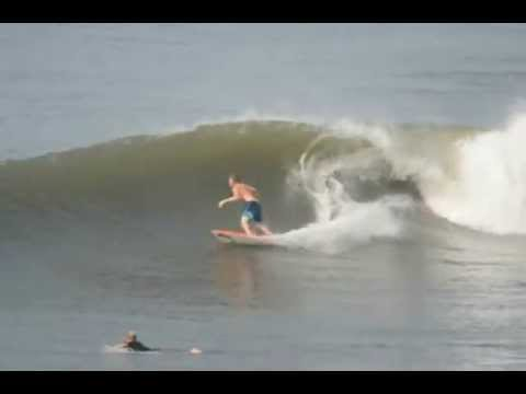Nathan Florence Scoring El Salvador East Coast with AST
