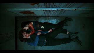 Altered Carbon - The Ghostwalker Vs Kristen Ortega & Samir Abboud (Full Fight Scene) || 1080p Hd