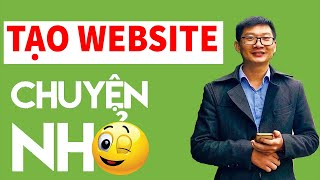 Hướng dẫn cách tạo website bán hàng chuẩn SEO