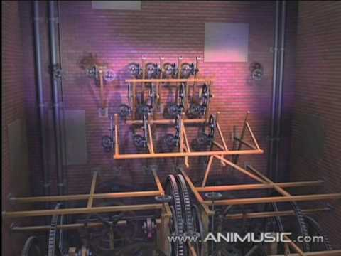 """Drum Machine Set"" - Animusic.com"