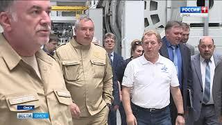 Дмитрий Рогозин подтвердил, что «Ангару» будут делать в Омске
