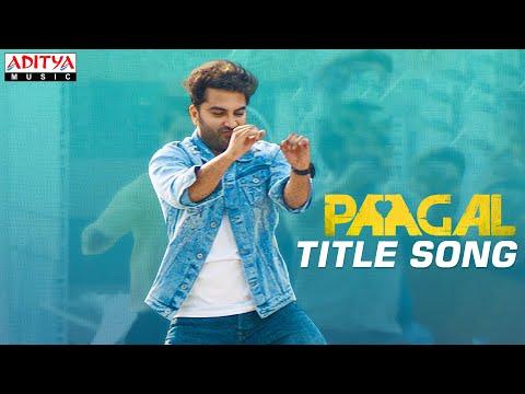 Paagal title video song ft. Vishwak Sen as lover boy