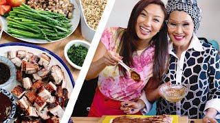 Mama Mai's Famous Cauliflower Rice with Pork Belly