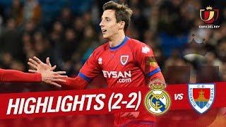 Resumen de Real Madrid vs CD Numancia (2-2)