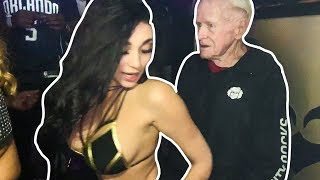 Taking 90 Year Old To The Club!