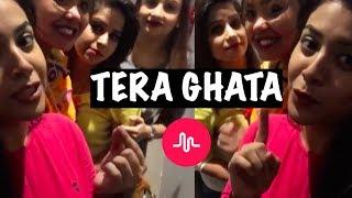 Isme Tera Ghata Mera Kuch Nahi Jata (family friendly) 4 Viral Girls Musically