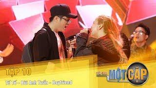 Trời Sinh Một Cặp mùa 2 Tập 10 | Tố Tố  - Bùi Anh Tuấn - Boyfriend | VTV3