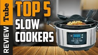 ✅Cooker: The best Slow Cooker 2018 (Buying Guide)