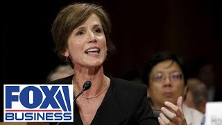 Sally Yates testifies before Senate Judiciary Committee