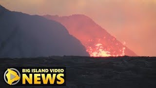 Hawaii Volcano Eruption Update - Sunday Evening (July 29, 2018)