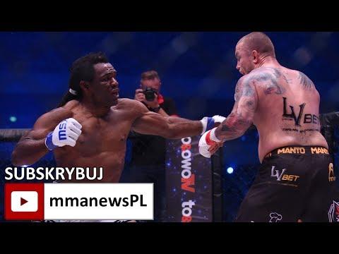 """Sokoudjou po KSW 39: """"Myślałem, że wygrałem z Jurkowskim."""" (+video)"""