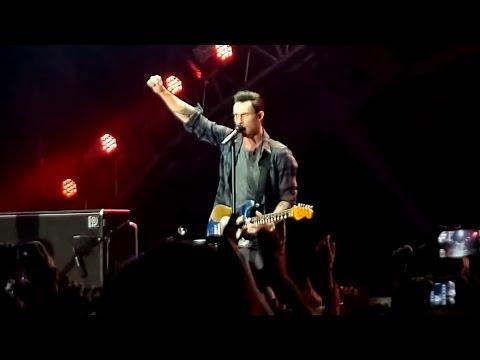 Baixar Maroon 5 - This Love Live @ Bercy, Paris, 19-01-2014 HD