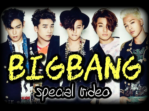BIGBANG! SEXY, SWEET, CUTE AND FUNNY MOMENTS!