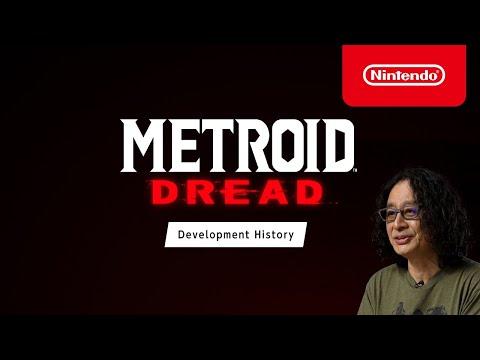 Metroid Dread - Development History - Nintendo Switch   E3 2021