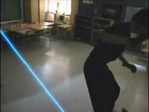 Laser Dance (yannick le film)