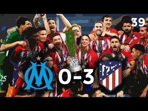 Olympique Marseille vs Atletico Madrid