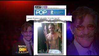 Geraldo Rivera Tweets Almost Nude Selfie!